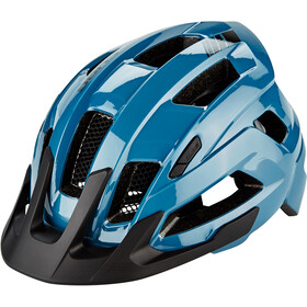 Cube Steep Casco, glossy blue